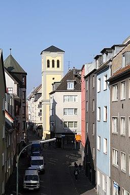 Köln Mülheim Wallstraße 70 Friedenskirche