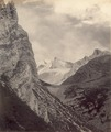KITLV 100451 - Unknown - Mountains, probably in Kashmir in British India - Around 1870.tif