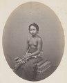 KITLV 4390 - Isidore van Kinsbergen - I Loeh Sari slave Rajah of Boeleleng - 1865.tif