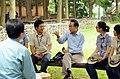 KOCIS Pres. Lee visiting Nami Island (4883528809).jpg