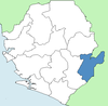 Kailahun District Sierra Leone locator.png