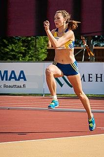 Finnish athletics competitor