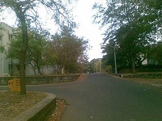 Kalpakkam - 1st Street, Kalpakkam Township