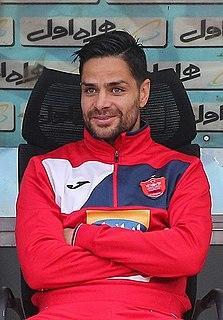 Kamal Kamyabinia Iranian footballer