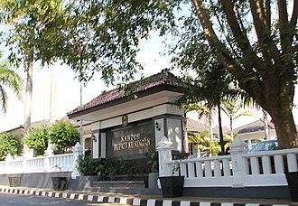 Kuningan - Regent Office of Kuningan Regency