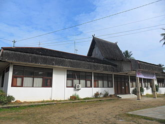 Tanjung, Tabalong - Tanjung subdistrict office