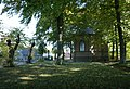 Kapel van Onze-Lieve-Vrouw van Zeven Smarten te Rotselaar , met beuken en linden - 368138 - onroerenderfgoed.jpg