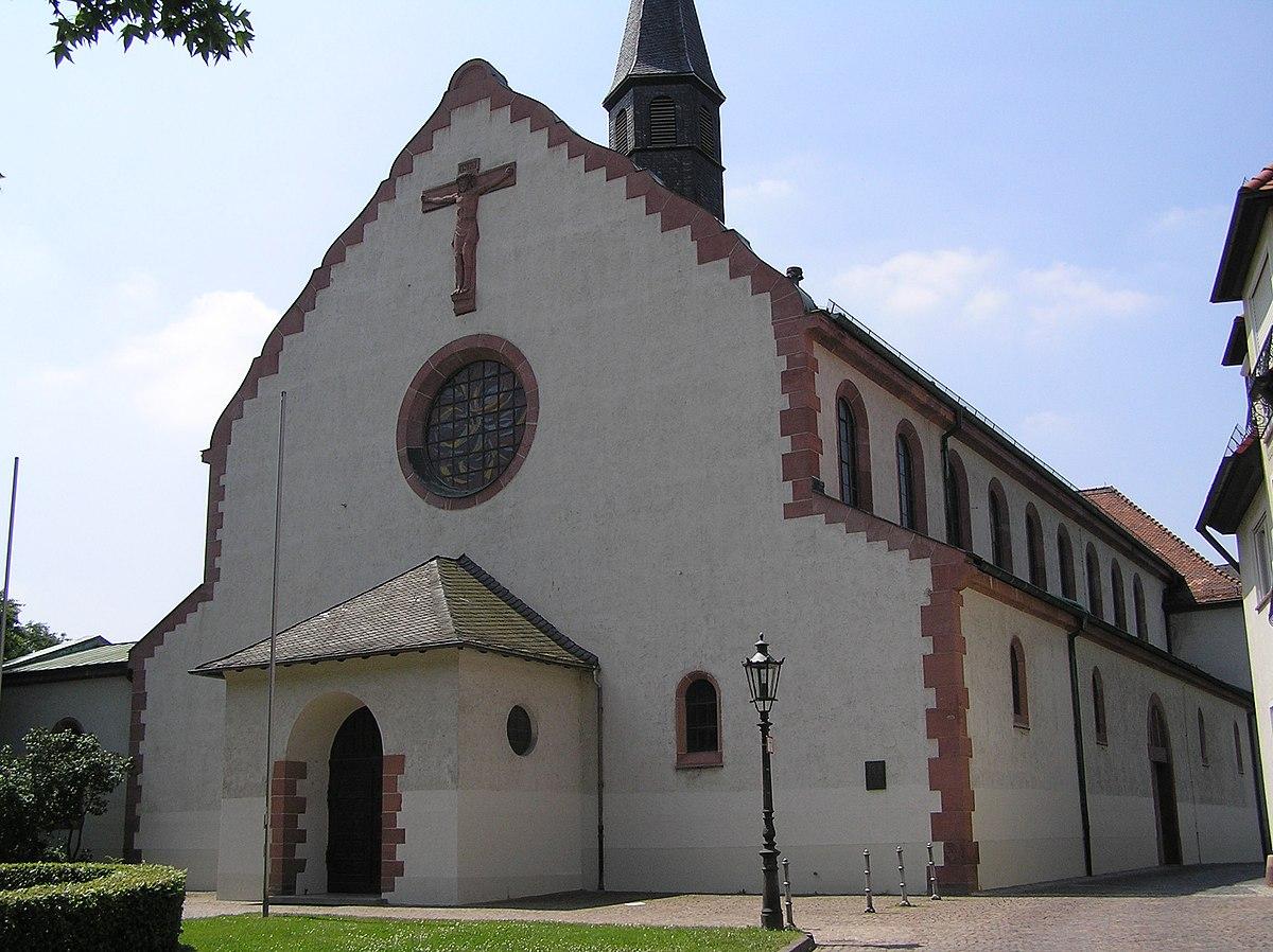 Kloster Aschaffenburg