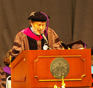 Karl Klare - Professor Karl E. Klare, speaking at the Northeastern University School of Law graduation for the class of 2008.