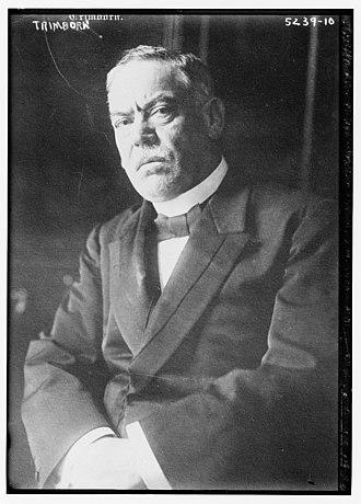 1920 German federal election - Karl Trimborn circa 1915