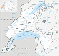 Canton of Vaud Wikipedia