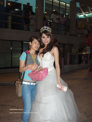 Transwoman, Male-to-female, Ladyboy, Kathoey a...