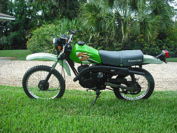 Kawasaki Trail Boss Parts