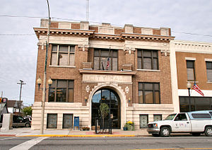 Kendallville, Indiana - City Hall