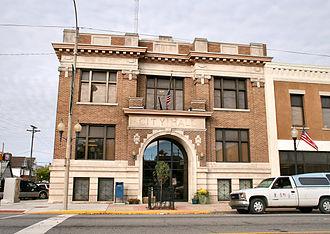 Kendallville, Indiana - City Hall