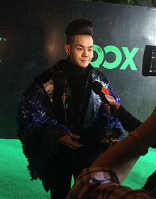 Keng at Joox Music Awards 2017.jpg