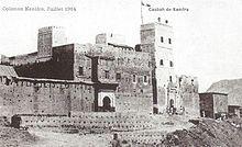 wiki mouvement national algerien