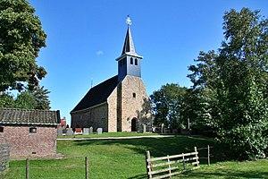 Exmorra - St John the Baptist church