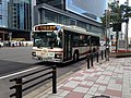 Key Route Bus near Nagoya Station 20150918.JPG