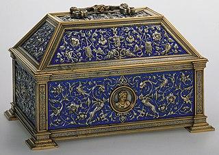 Khalili Collection of Spanish Metalwork Collection of Spanish damascened metalwork