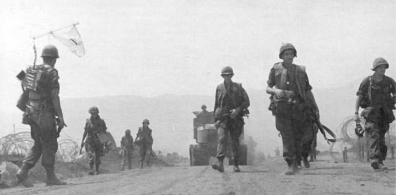 Khe Sanh Operation Pegasus First Cavalry