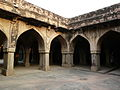 Khirki Masjid Courtyard (3010356532).jpg