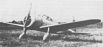 Manchuria Airplane Manufacturing Company - The Ki-27 and its derivates were the most commonly produced aircraft by Manshū