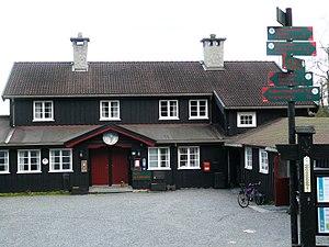 Henning Thorvaldssøn Astrup - Kikutstua in Nordmarka