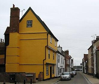 Harwich - King's Head Street