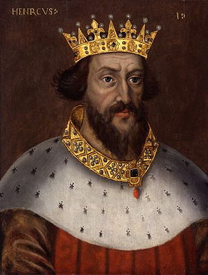 Henry I of England, history of the cat