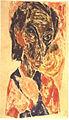 Kirchner - Kopf des Kranken (Selbstbildnis) 1917.jpg