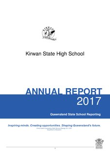 Kirwan State High School