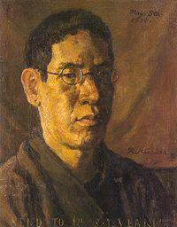 Kishida Ryusei Self-Portrait.jpg
