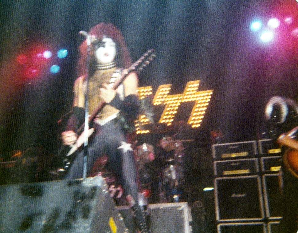 Kiss - Paul Stanley - Destroyer Tour