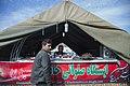 Kitchens in Iran آشپزخانه ها و ایستگاه های صلواتی در شهر مهران در ایام اربعین 135.jpg