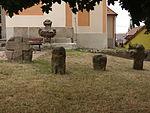 Kladruby - soubor čtyř smírčích křížů (1).JPG