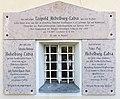 Klagenfurt Pfarrkirche St Georgen Grabstaette von Aichelburg-Labia 28052016 2109.jpg