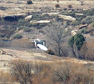 Maseru District - Image: Klein Caledonrivieruitval, Clarens, Vrystaat