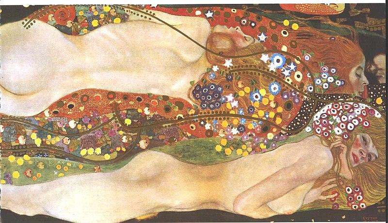 File:Klimt - Wasserschlangen.jpg