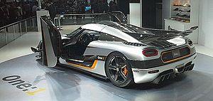 Koenigsegg One 1 Wikipedia La Enciclopedia Libre