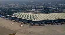Kolkata Airport new integrated terminal skyview.jpg