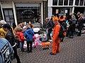 Koningsdag in Amsterdam, Binnen Oranjestraat foto 2.JPG