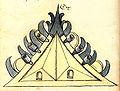 Konrad Kyeser, Bellifortis, Clm 30150, Tafel 11, Blatt 60v (Ausschnitt).jpg