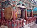 Korea-Jinan-Tapsa and Stone Pagodas 3716-07 Bell Pavilion.jpg