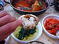 Korean.cuisine-Ganjang gejang and banchan-03.jpg