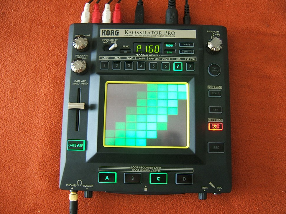 List of Korg products - Howling Pixel