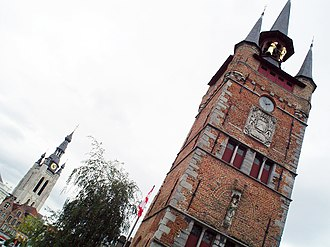 Belfry of Kortrijk - Image: Kortrijk Belfort