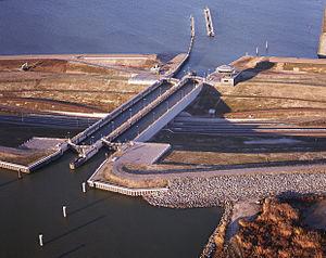Naviduct - Krabbersgat naviduct, near Enkhuizen, Netherlands (Photo: Rijkswaterstaat)