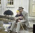 Krag og barnebarn. 104. (9469048159).jpg