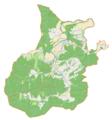 Krasiczyn (gmina) location map.png